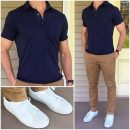 Chinos Pour Hommes